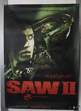 Ds10081 Movie Poster-Saw II - the game continues