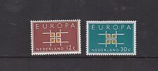 Netherlands 1963 Europa Set Mint Never Hung SG958-9