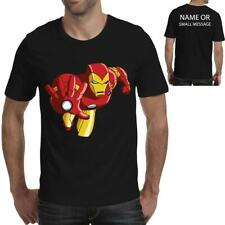 Iron man Ironman Avenger film Movie inpired Gift Mens T-Shirt