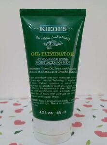 KIEHL'S OIL ELIMINATOR 24-HOUR ANTI-SHINE MOISTURIZER FOR MEN 125ml
