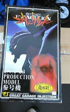 Sega Evangelion EVA-03 Production Model Kit