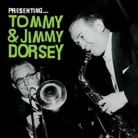 Presenting - Tommy And Jimmy Dorsey CD Dorsey Brothers Album Gift Idea