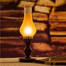Bedside Desk Top Table Lamp Glass Chandelier Lighting Adjustable LED Table Lamp