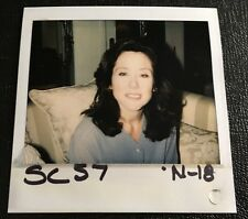 Mary McDonnell Polaroid Two Voices TV Movie Photo Mother Donnie Darko Wardrobe b