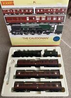 Hornby OO Gauge R2306  'The Caledonian' Limited Edition Pack