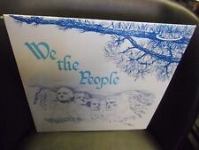 We The People [Star Spangled Banner God Bless America] LP Delta Records Sealed
