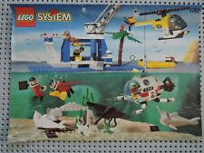 Lego System 1782 Discovery Station Entdeckungsstation  kpl. + BA  + Figuren