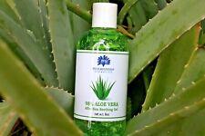 Aloe Vera Gel 1LB (8oz x2)After sun Soothing Gel - sunburn and minor burn relief