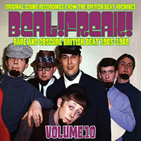 Various Artists : Beat!Freak!: Rare and Obscure British Beat 1965-1968 - Volume