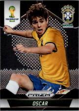 2014 Panini Prizm World Cup #109 Oscar - Brazil - Base Card