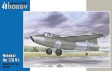Special Hobby 1/48 Heinkel He 178v-1 #48175