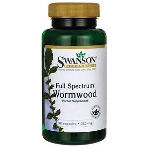 Premium Wormwood (Artemisia Annua/Sweet Annie) 425 mg 90 Caps