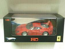 Hot Wheels P9931 Ferrari F40 1/43