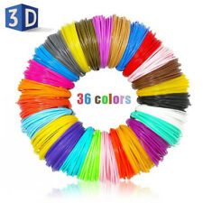PLA 1.75 mm 3D impresora filamento lápiz plástico goma material consumible