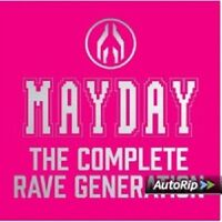 MAYDAY-THE COMPLETE RAVE GENERATION 4 CD NEU