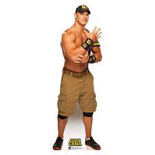 JOHN CENA WWE Wrestling Cargo Lifesize CARDBOARD CUTOUT Standup Standee Poster