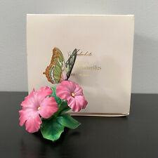 Lenox Malachite Butterfly Nature's Beautiful Butterflies Sculpture Figurine Mib