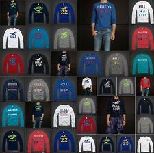 NWT Hollister by Abercrombie men's Newport Peninsula Long Sleeve T shirts all sz