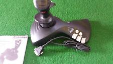 """""""gros """"nostalgie pc-Joystick gravis x-terminator 15 pol Connecteur D-sub 25352"""