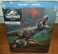 [Blu-ray] Jurassic World : Fallen Kingdom Steelbook - NEUF SOUS BLISTER
