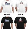 Super Bowl Champions 51 New England Patriots  NFL Football t Shirt T-Shirt Tee