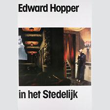 Edward Hopper - in het Stedelijk