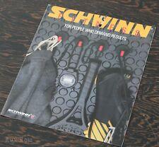 Vintage Schwinn Fitness CATALOG Bike Brochure Bow Flex Air Dyne Velo Bio DX900