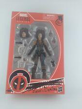 Marvel Legends Series Deadpool Movie X-Men Domino 6? Figure Hasbro