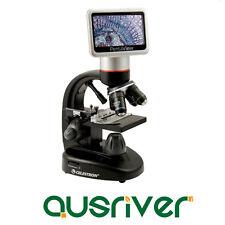 Celestron PentaView 5 MP LCD Touchscreen Digital Built In Camera Microscop 44348
