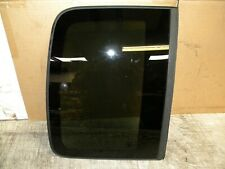 1997 GMC Sonoma Ext cab Factory vent window glass Right passenger side 15685226