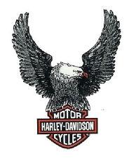 Aufkleber Harley Davidson Adler Bar + Shield 28x22cm Eagle Decal Sticker HD XL