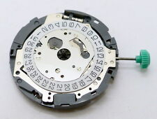 "Miyota 0s10 Quartz chronograph os10-sc-D (3) - chr - 13 1/2'"" - fecha en 3-nuevo"