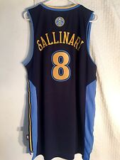 Adidas Swingman NBA Jersey Denver Nuggets Danilo Gallinari Navy Alt sz 2X