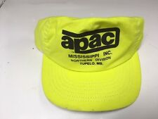 Ball Cap Hat APAC Mississippi Inc Northern Division Tupelo MS Collectible