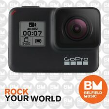 GoPro HERO7 Black Action Video Camera HERO 7 Go Pro - Belfield Music