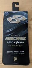 Mac Wet Premium Micromesh Sports Gloves Navy Short Cuff Size 6.5