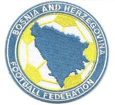 BOSNIA FOOTBALL/SOCCER PATCH IRON ON OR SEW ON WORLD CUP 2018
