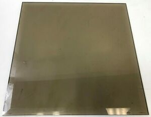 "RARE 15"" Square Lane Furniture Beveled Tempered Coffee Table Replacement Glass"