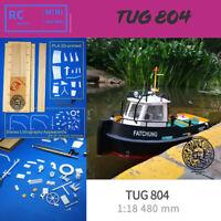 DIY MODEL Damen stan tug 804 Scale 1/18 480mm RC model wooden model ship kit