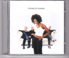 (HH89) The Best of M People - 1998 CD