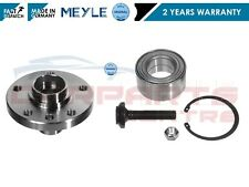 FOR SHARAN ALHAMBRA GALAXY 95-10 MEYLE FRONT AXLE WHEEL HUB BEARING FLANGE KIT