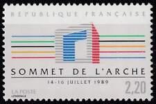 Frankrijk postfris 1989 MNH 2733 - Wetenschapstop Parijs