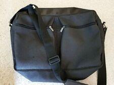 Dunhill Men's Textured TPU, Canvas, leather Messenger Bag