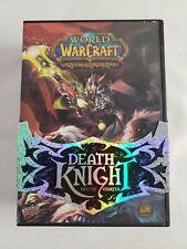 World of Warcraft Tcg: Death Knight Starter Card Deck Complete