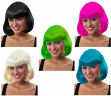 Women's Synthetic Medium Length Straight Wigs & Hairpieces