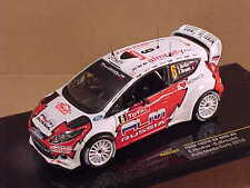 Ixo 1/43 Diecast Ford Fiesta RS WRC, 2012 Monte Carlo Rally, ALM Russia  #RAM494