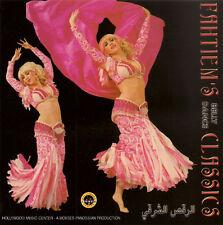 Fahtiem's Belly Dance Classics CD - Belly Dancing Music