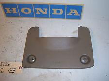 2002 Honda Civic EX auto 4 door 79k miles lower dash fuse box cover dash piece
