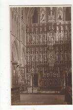 London, Southwark Cathedral Altar Screen, Judges L168 Postcard, A874