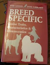 BREED SPECIFIC Canine Traits THE GOOD DOG LIBRARY 2002 Free US Shipping MUHLFELD
